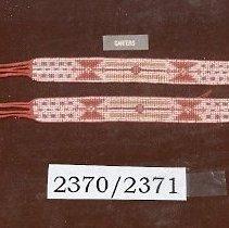 Image of 2370 Beaded Garter