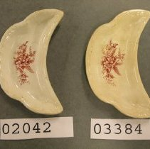 Image of 3384 bone dish