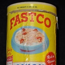 Image of 1999.49.5 Fastco Oats box