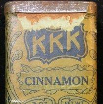 Image of 1999.86.5 kkk tin