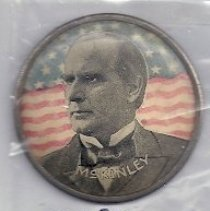 Image of I 11862 McKinley badge