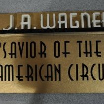 Image of 248.65 J.A. Wagner sign
