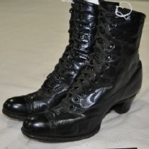 Image of 3479 Shoes, black leather