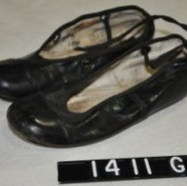 Image of 1411 g Shoes, Childern, back ballet flats