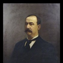 Image of 95 Portrait of Walter Ingalls Hayes by Frederick Morse