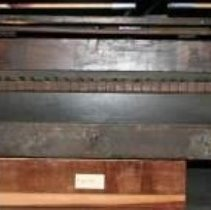 Image of 35 Square piano, made by Joseph Newman, Baltimore