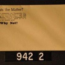 Image of 1995.2.942.2 Envelope