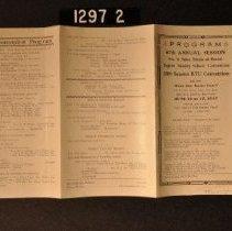 Image of 1995.2.1297.2  Program