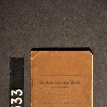 Image of 1995.2.1533 Savings Book