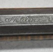 Image of 776 Maker's Mark on barrel