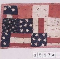 Image of 3557 A doll quilt