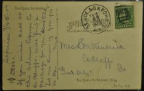 Image of 3570.33 Postcard