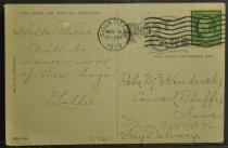Image of 3570.51 Postcard