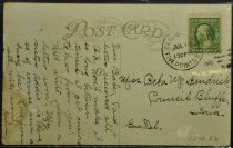 Image of 3570.86 Postcard