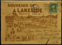 Image of 3570.99 Postcard envelope