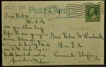 Image of 3570.199 Postcard