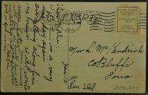 Image of 3570.207 Postcard