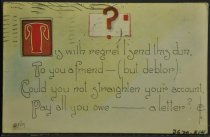 Image of 3570.314 Postcard