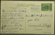 Image of 3570.320 Postcard