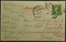 Image of 3570.326 Postcard