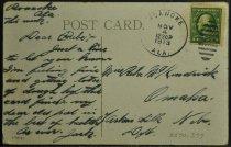Image of 3570.377 Postcard