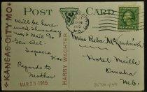 Image of 3570.448 Postcard