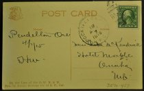 Image of 3570.457 Postcard