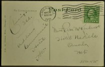 Image of 3570.475 Postcard