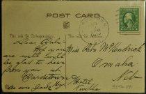 Image of 3570.491 Postcard