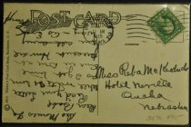 Image of 3570.495 Postcard