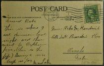 Image of 3570.501 Postcard