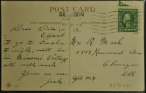 Image of 3570.531 Postcard