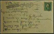 Image of 3570.535 Postcard