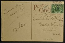 Image of 3570.574 Postcard