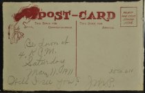 Image of 3570.611 Postcard