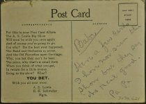 Image of 3570.621 Postcard