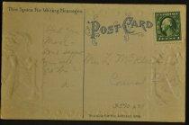 Image of 3570.639 Postcard