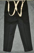 Image of 1226 Pants with suspenders
