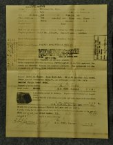 Image of 3010 Honorable Discharge Certificate