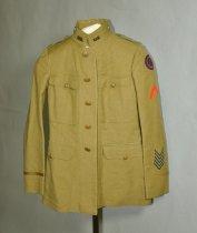 Image of 3247 Uniform jacket