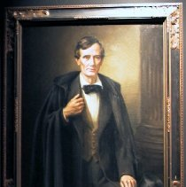 Image of Painting - Abraham Lincoln