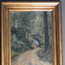 Image of Painting - Roadway in Prospect Park