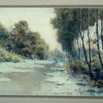 Image of Painting - South Fork, Elkhorn Creek