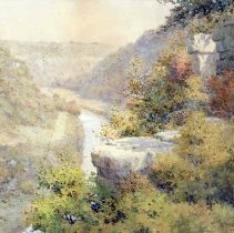 Image of Painting - Lover's Leap