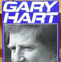 Image of Poster, Political - Gary Hart for President