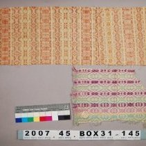 Image of Churchill Weavers Collection - 2007.45.Box 31-145