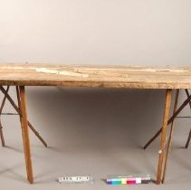 Image of Table, Pasting