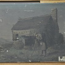 Image of Lithograph - The Lost Cause