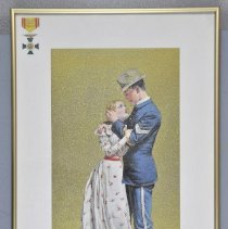 "Image of Print - Chromolithograph, ""The Infantry"""