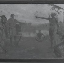 Image of Painting - Treaty of Wautauga